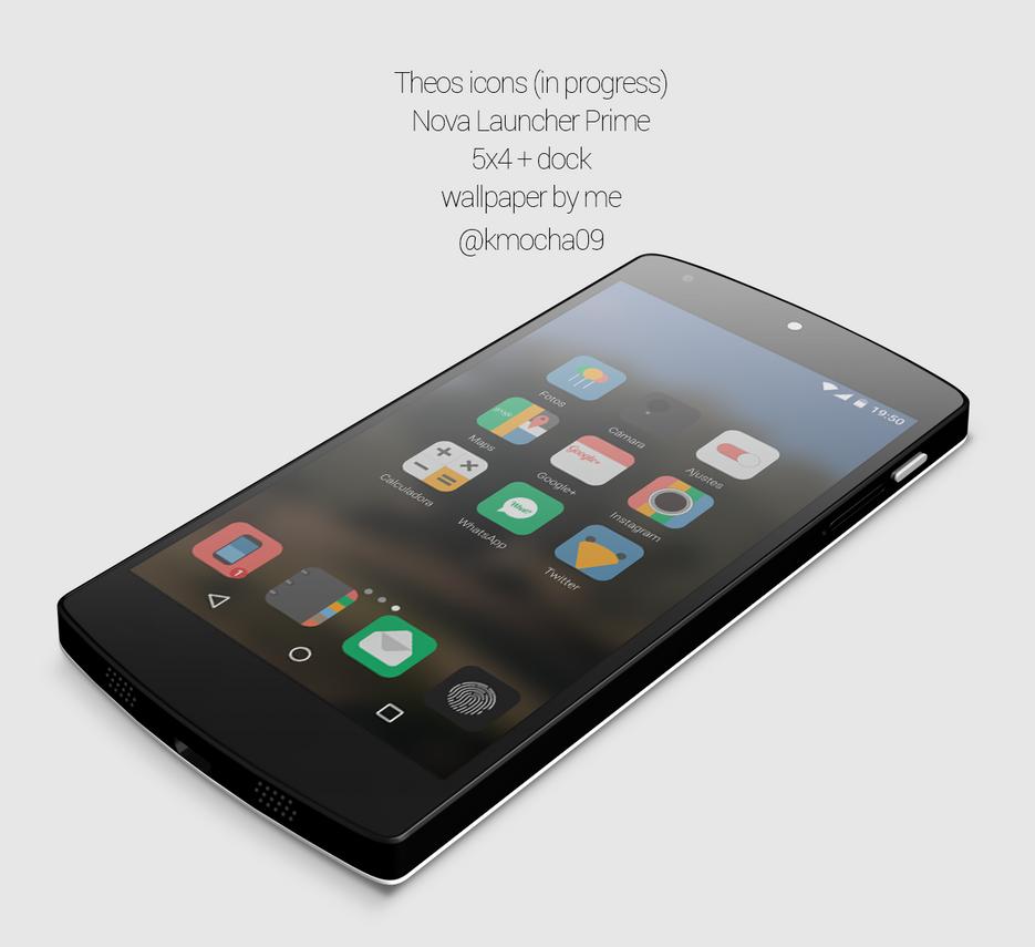 Theos screenshot by k-mocha