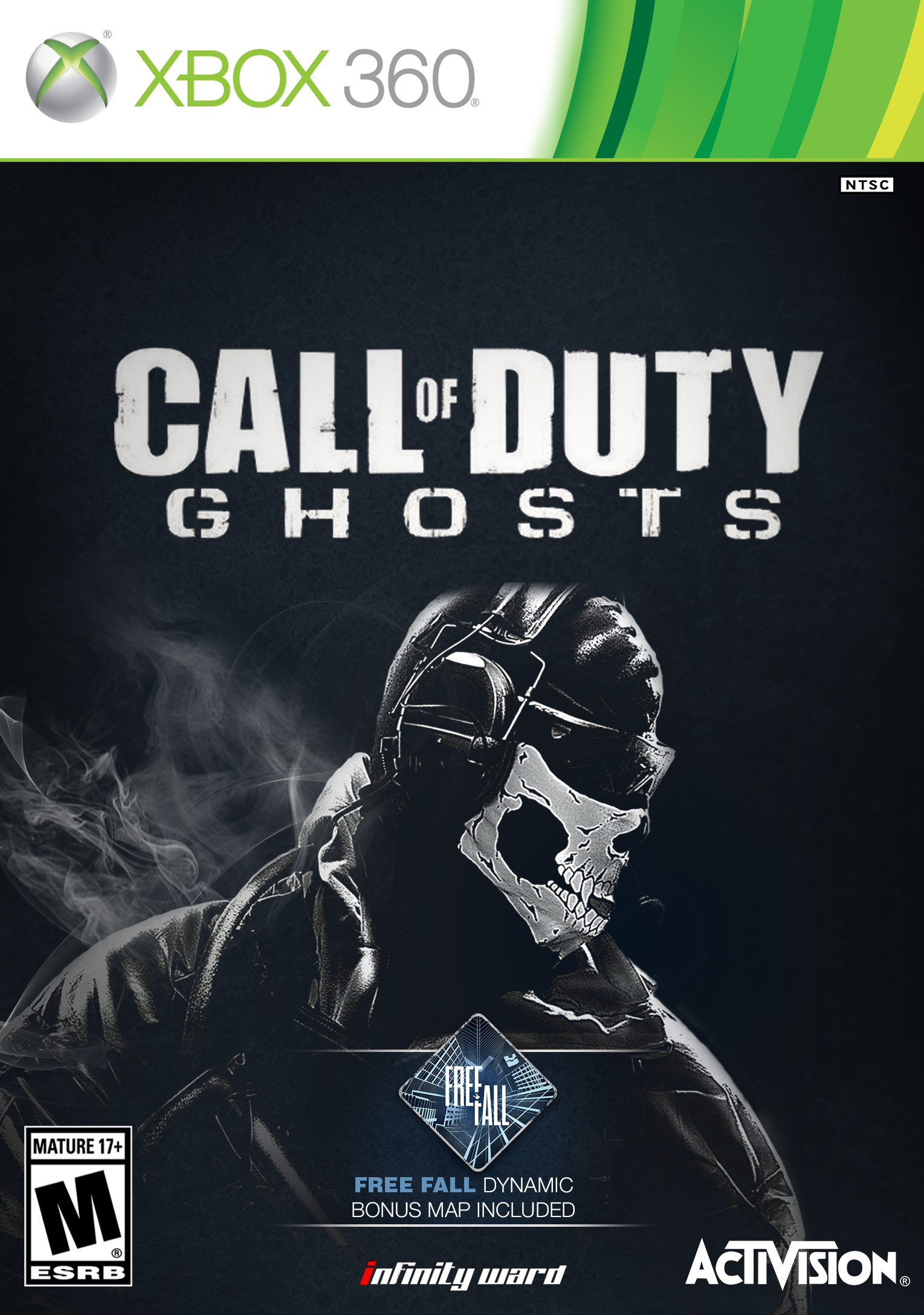 Call of Duty Ghosts Box Art by DiiBz on DeviantArt