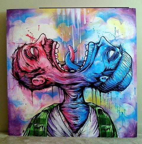 Grafitti by xDLukasDx