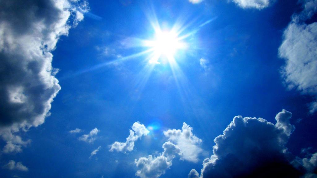 Sunny Sky By Octave01 On Deviantart