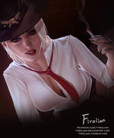 Ashe - How to join the Deadlock - 2 by Firolian