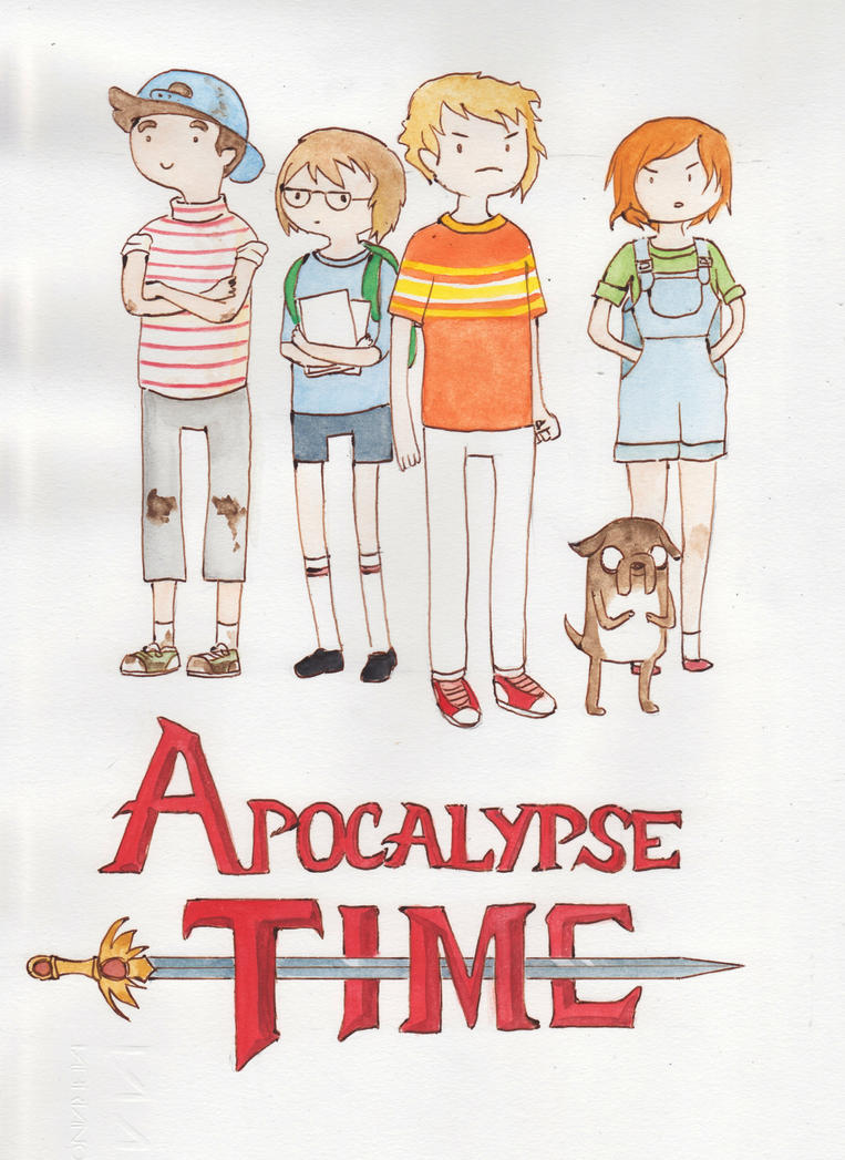 Apocalipse Time! by Feliks-Grell