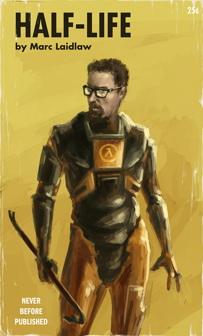 Half-Life by zacharyknoles