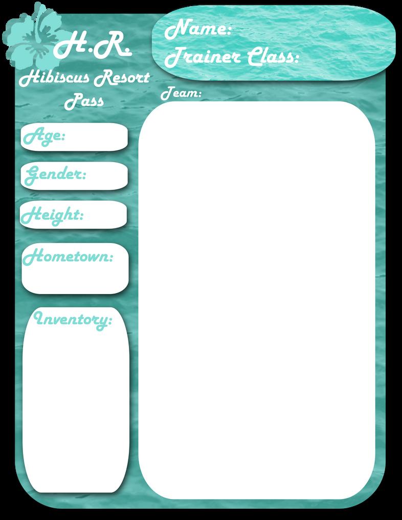 Hibiscus Resort Trainer - Human App by garbagekeeper