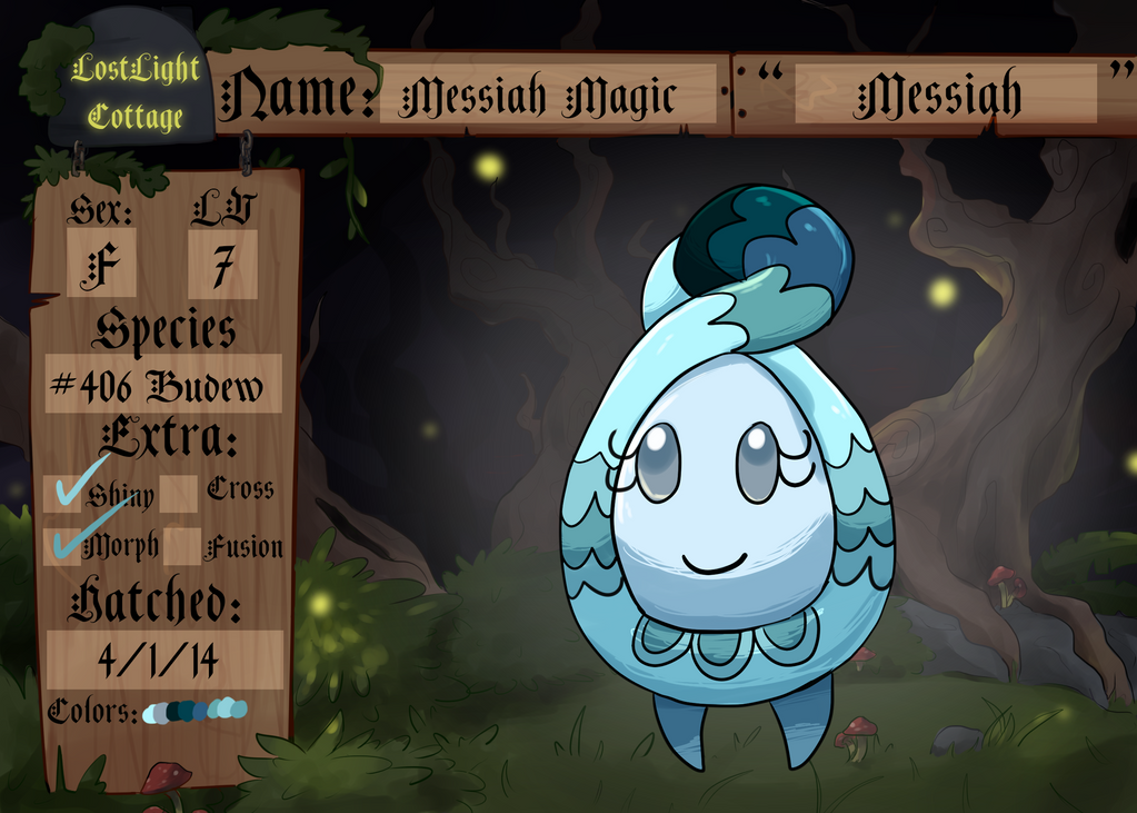 PKMNAtion: Messiah Magic