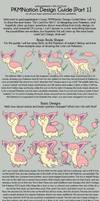 PKMNation: Basic Pokemon Design Guide [Part 1]