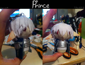 Prince Charm by Shaneroma