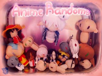 Anime Randoms by Shaneroma