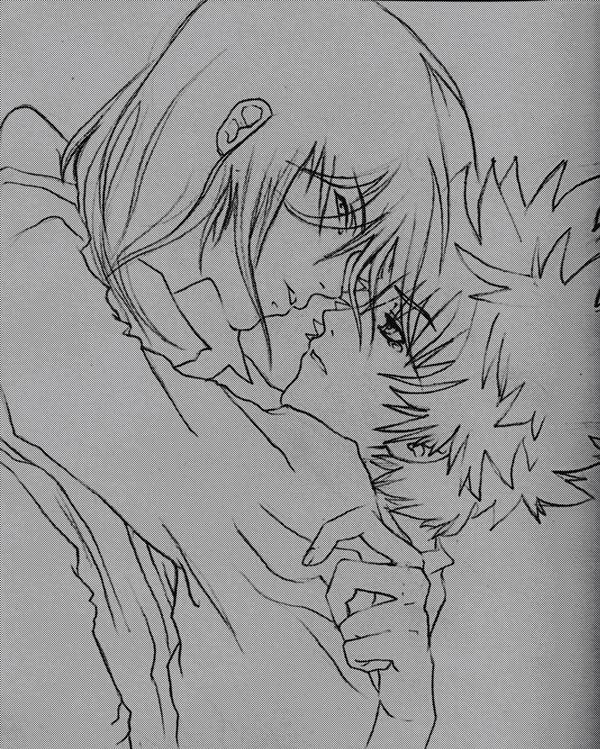 Rikuroku Sketch by Rikuroku