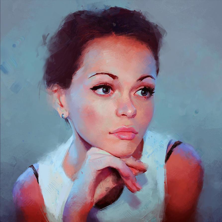 Anna by viktorow