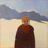 Snow by viktorow
