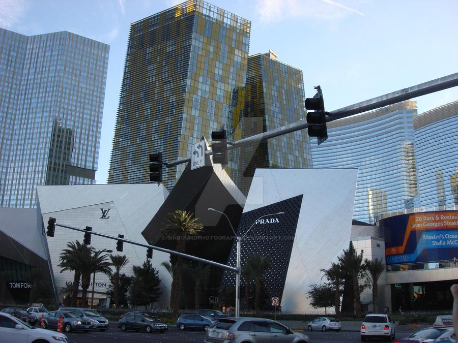 City Center, Vegas by SinboundPhotography