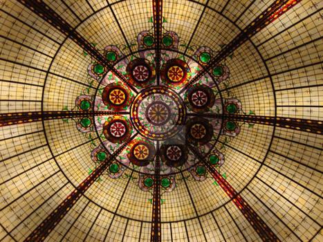 Ceiling at Paris, Vegas