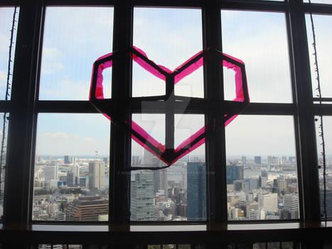Love at Tokyo Tower