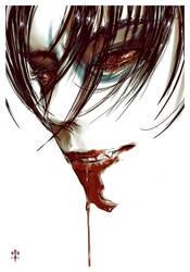 : vampire : by BastardPrince