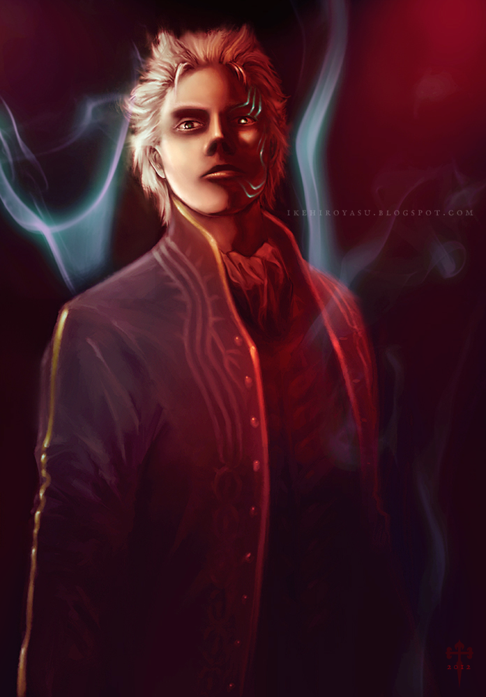 : super Vergil : by BastardPrince