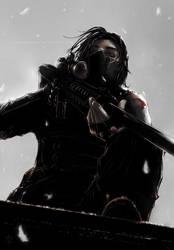 : Winter Soldier recolor :
