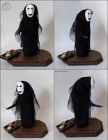 : no face sculpt : by BastardPrince
