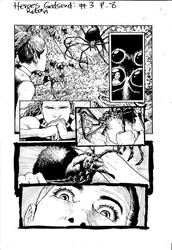 Heroes Reborn: Godsend #3 P8 by SABOGSINTIDO