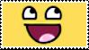 I'm Happy - imhappy Stamp 01 by Amai-Awa