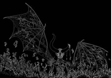 Invert : Devil 2012 by darshan2good