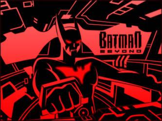 digital : batman beyond bat wing 2013 by darshan2good