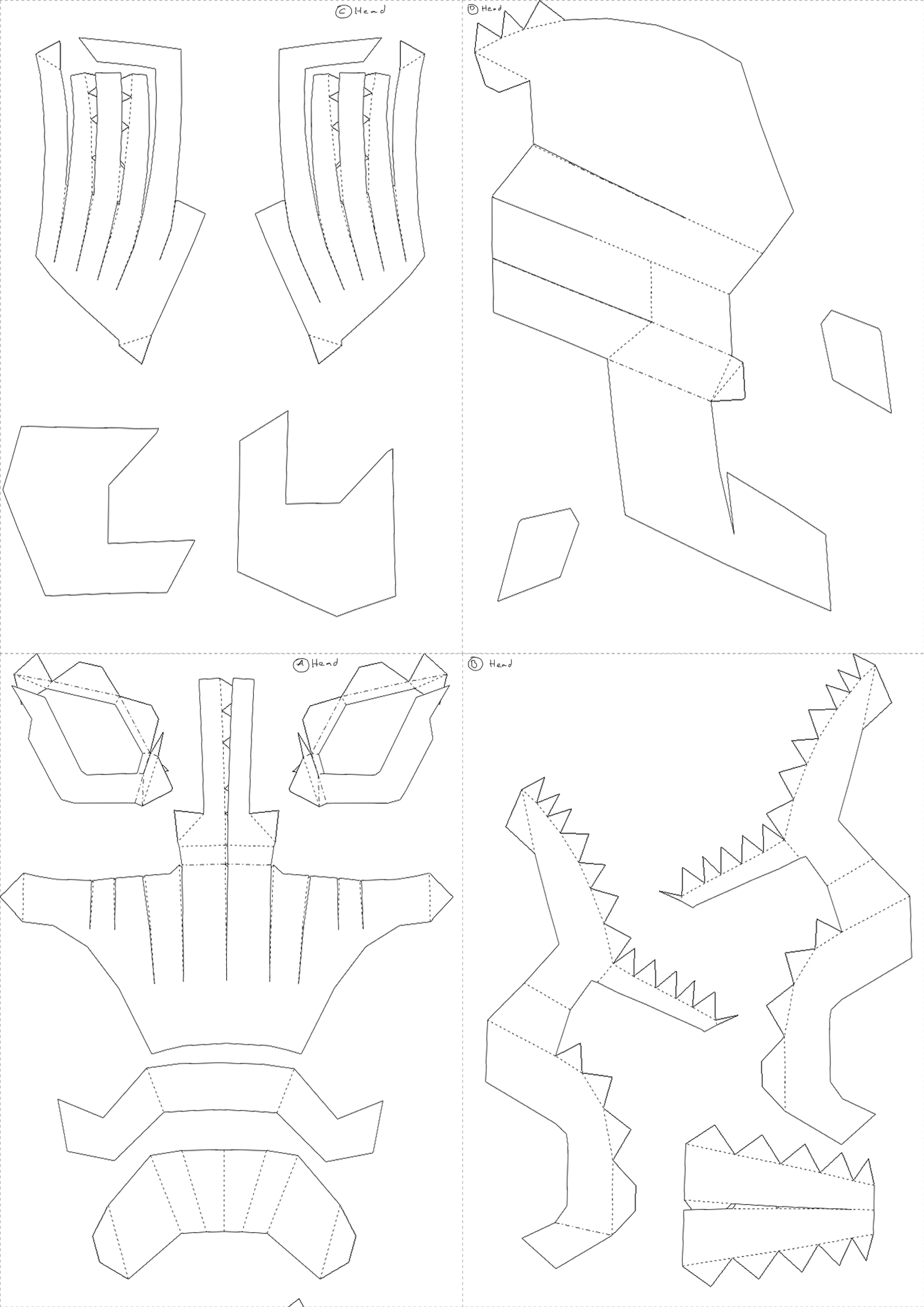 Nice Ironman Helmet Template Mold - Example Resume and Template ...