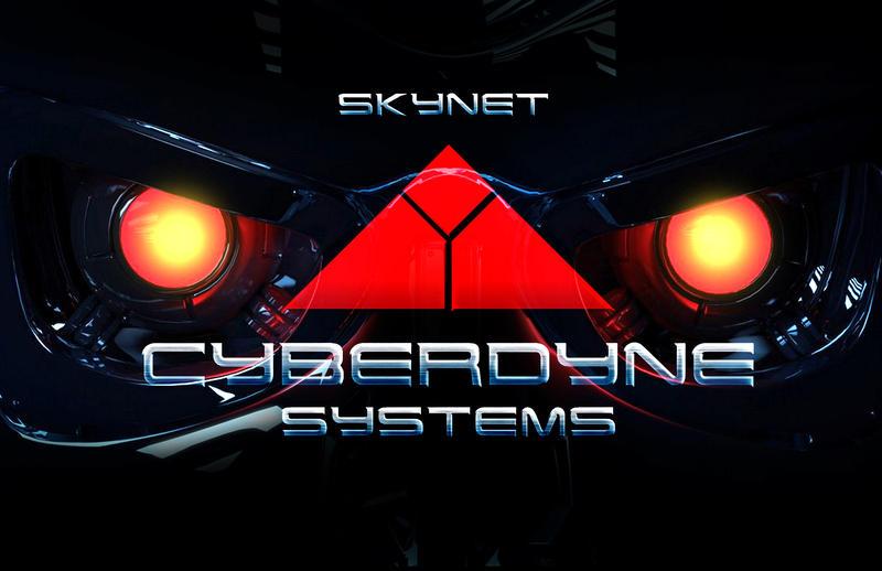 Business Card Skynet Cyberdyne Systems 2014 By Darshan2good