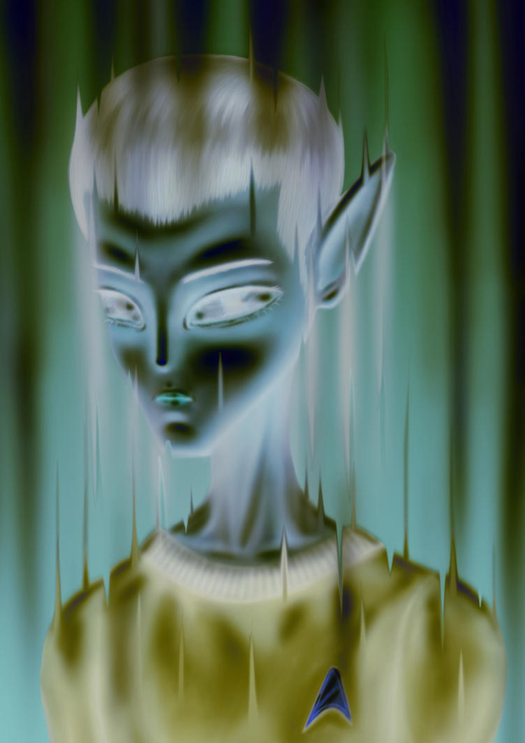 digital  : beam me up scotty 04 2015 by darshan2good