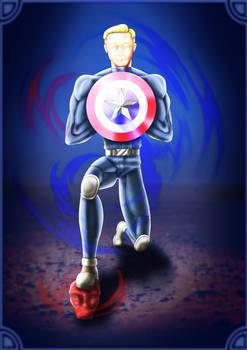 digital : captain america 2018