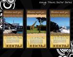 Kenya Travel Posters