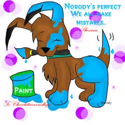 .nobody.perfect. by xSw3etLilFae