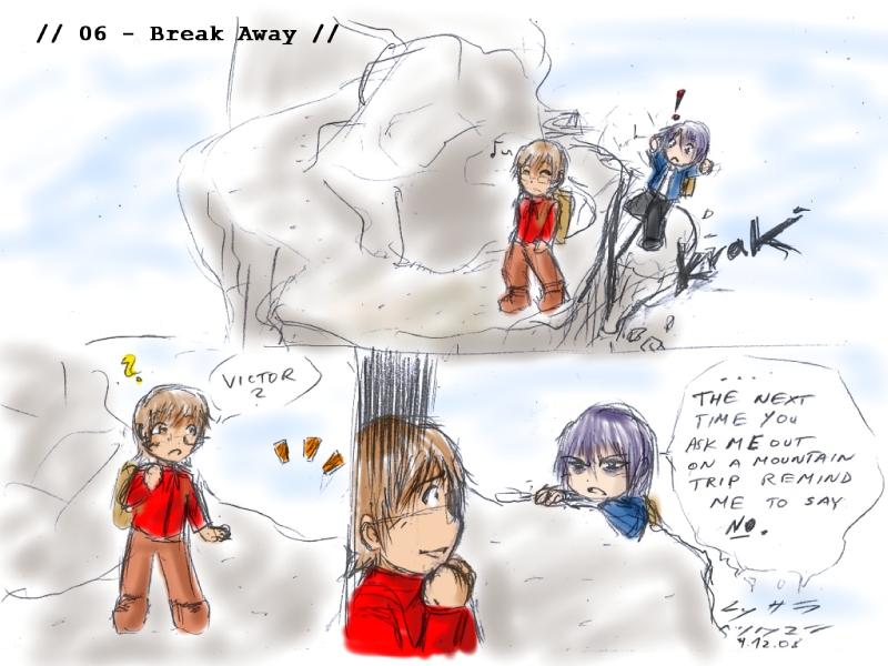 TC Theme 06 - Break Away by ChibiEdo