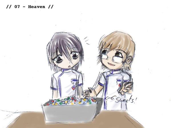 TC Theme 07 - Heaven by ChibiEdo