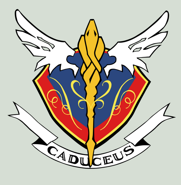 TC - caduceus crest high res by ChibiEdo