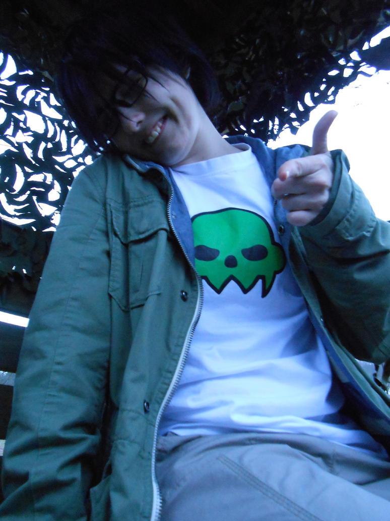 Jake x Dirk photos 03 by ChibiEdo