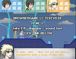 Browsergame Lost Chums Test v0.02 - Dialogue Voice