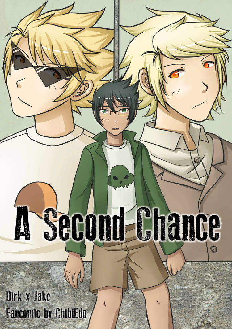 HS - Dirk x Jake - A Second Chance - main cover