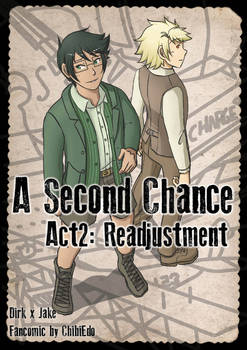 HS - Dirk x Jake - A Second Chance - Act 2 Cover