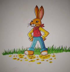 Timothy the Rabbit