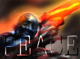 WORD PROMPT: PEACE by devchitap