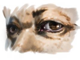 Sketch Your Eye by devchitap