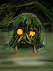 Swamp Creature by devchitap