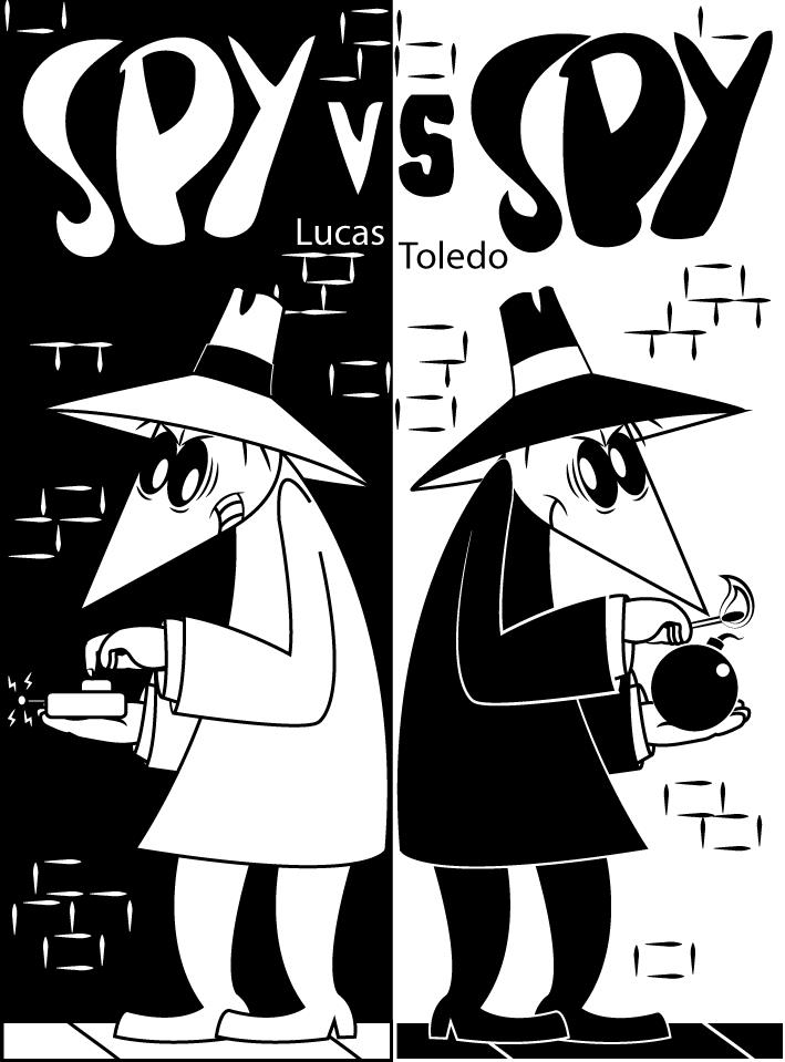Spy Vs Spy   MAD By Tutan Koopa ...