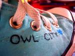 Owl City Shoes :D