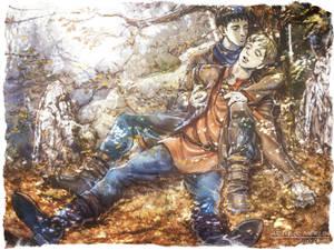 Merlin Arthur the requiem