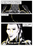 Kate Five vs Symbiote comic Page 4