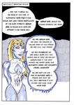 Kate Five vs Symbiote comic Page 23