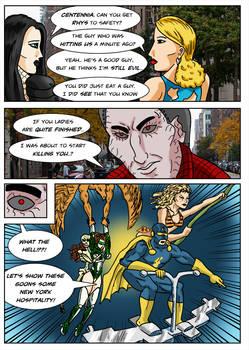 Kate Five vs Symbiote comic Page 188 by cyberkitten01