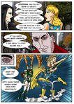 Kate Five vs Symbiote comic Page 188